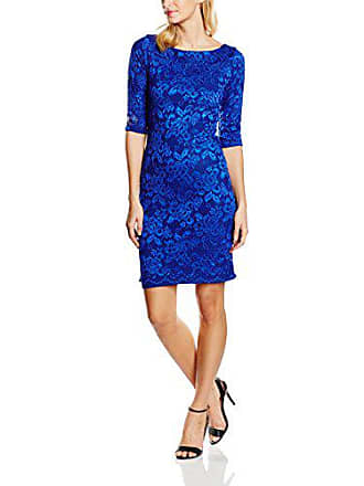 Robe 22 Femme Bleu Hot taille 50 Squash Fabricant Lace Blue midnight gfBEw