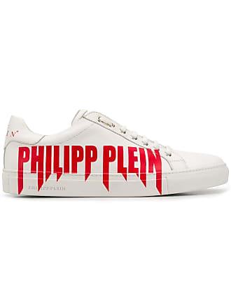 fifteen printed Philipp Colore sneakers Bianco qFxzwaqrB Di Plein 0q6HqE