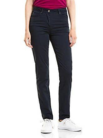 371552 Para Blau Janet deep Mujer 32l Pantalones Blue 10128 29w X Cecil BdCnqC