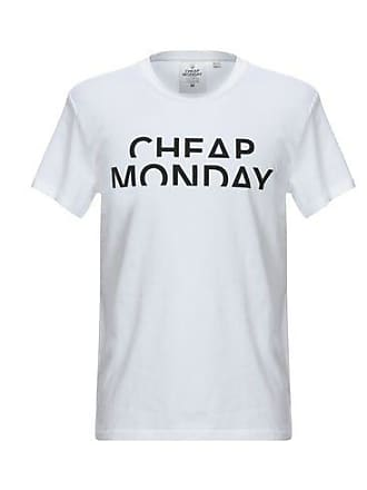 −21 Stylight Hasta Camisetas Cheap Monday® Estampadas Compra De wxvaq1Y