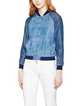 42 Jeans Bleu Femme Fr Blouson London Willow denim Pepe 8wPpP