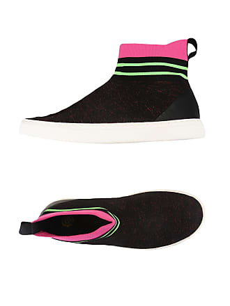 amp; Chaussures Montantes Maliparmi Sneakers Tennis 1fEqxHw