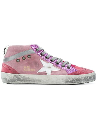 Golden Goose Star Rose Mid Sneakers F47qRFwx
