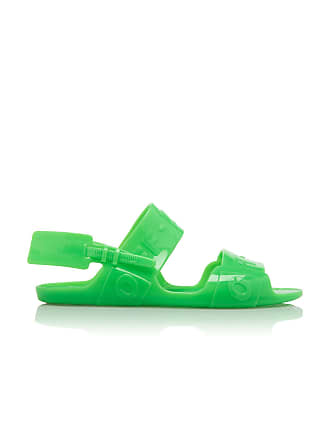Vinyl Off white tie Sandals Zip rqrP6gBtw