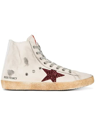 Tons Golden Goose Baskets Montantes Neutres Francy dqgIUnq