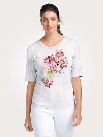 Grijs wit pink Rabe pink Shirt Shirt Grijs Rabe xqTX0pO
