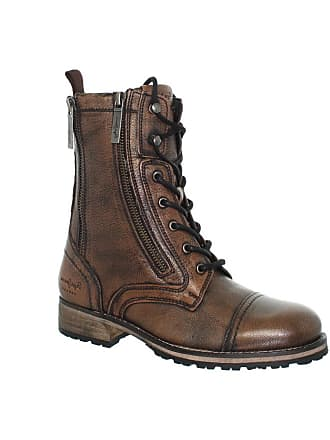 pepe42270 Melting Ref Pepe marron London Jeans Bottes Fayt FqxUzT8Y