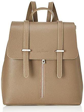 Bags4less Braun Cm Elenor Rucksackhandtasche Damen 15x32x30 taupe frHfqvx0