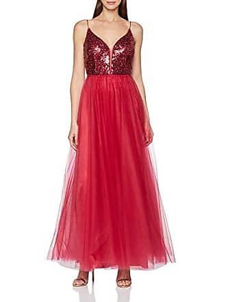 2507 light 42 Cranberry Rojo Mujer 4288 Fabricante Para 40 talla Del Vestido 3990 Vm Vera Mont ExUqwAU1