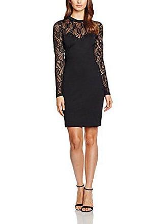 Ichi Dr L 42 black Robe Fabricant taille Noir Kalama Femme PPw5THrx