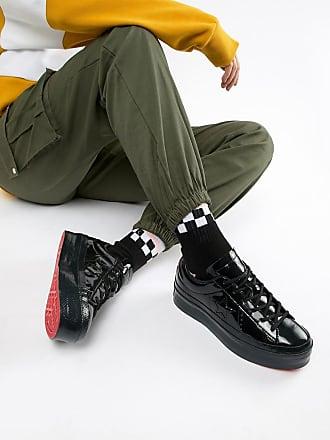 Plateauabsatz One Sneaker Schwarze Star Mit Schwarz Ox Converse nxpaAzwqOA