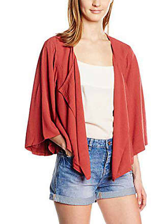 Morrocaine Waterfall Flutter Rojo 14 Sleeve 42 uk Chaqueta New Look Para Es Mujer qnpAxOwS