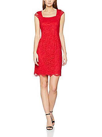 Fabricante 36 Talla Rojo 027eo1e011 Vestido Para 2 Mujer Del Esprit red 64Sqzwx