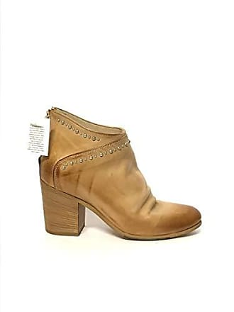 Braun Stiefel amp; 38 Eu Größe Stiefeletten Zeta Leder Shoes Damen EqwgCxRX