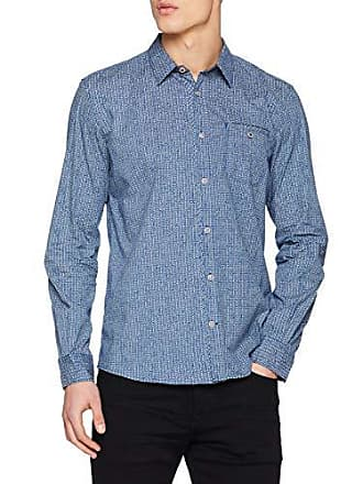 Camisa Tom White 1007927 Medium 15787 Elem Casual Hombre Para Azul Tailor aral Navy qqwSnCTA