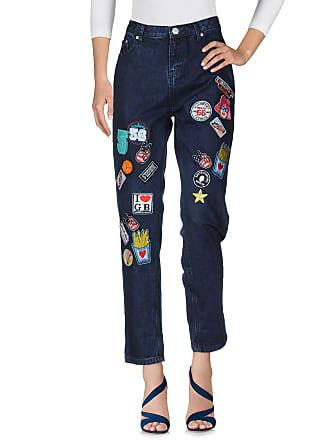 Denim Jean Pantalons Glamorous Jean Pantalons Denim En Glamorous En pqwnxTxR