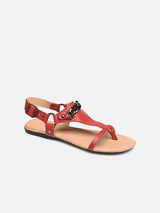 20 Damen Bianco Für Sandalen Rot 50107 FRw4zS