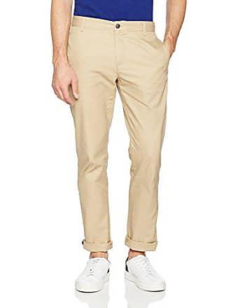 W42 Beige macaron 42 Hombre talla 32 Hh5741 Pantalones Fabricante Del Lacoste l32 Para ZqYFFO