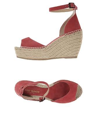 Blanche Chaussures Corde Sandales Chaussures Corde La La Blanche 71xr7R