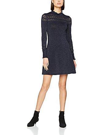 Sparkle Femme Pointelle Warehouse 44 Robe Bleu navy 36 7wTdZd