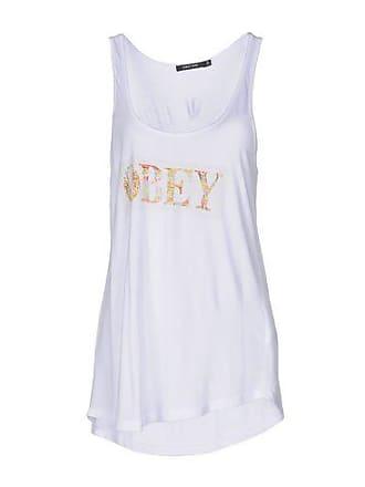 Tops Camisetas De Y Obey Tirantes aEqw00d