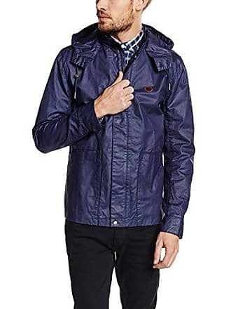Blouson Vanguard Pretty Homme Bleu Marine Green X Large EvTqaTH