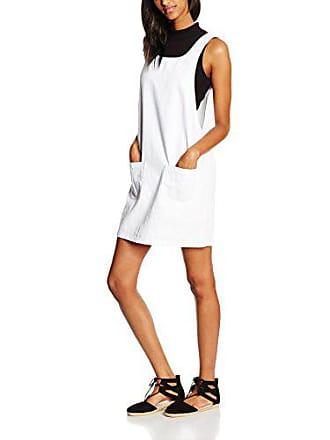 40 Dress Womens 12 Pinny Look White New Martha Es uk wI0ZZq