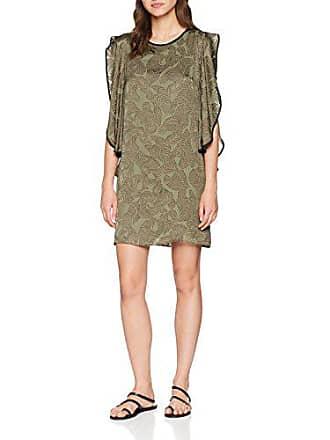 Sisley 44 Para Dress 68e Vestido brown Marrón Mujer rRqrxEwO0
