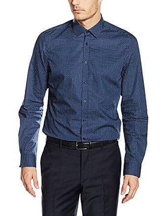 Del talla 44 Para blau Fabricante Camisa herstellergrößekragenweite 100 Azul 44 Hombre Inches 162546300 Venti zp1wcqpv