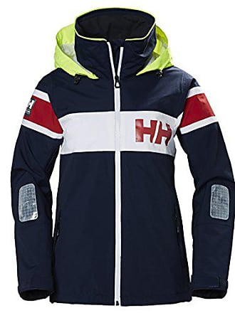 597X Helly Hansen small Jacket W Salt Damen Blauazul Trainingsjacke OXkPZui