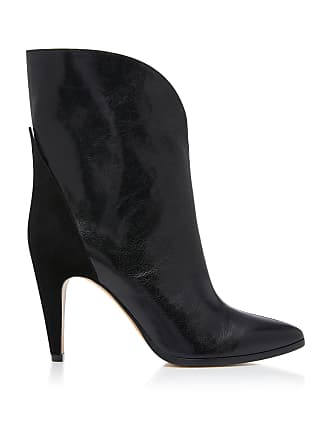 Boots Givenchy paneled Suede Leather Ankle wrHwSIgcq