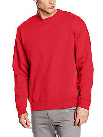 Rojo The Hombre Para Large red Ss105m Of Loom Fruit Sudadera 0x5Uqxw