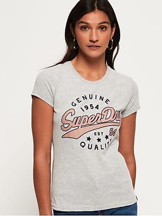 Lamé Avec Superdry Logo T shirt Airtex xRYOanY
