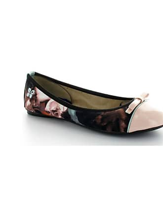 Rose Floral Butterfly Cara Twists Pliable Ballerine Pqw77O