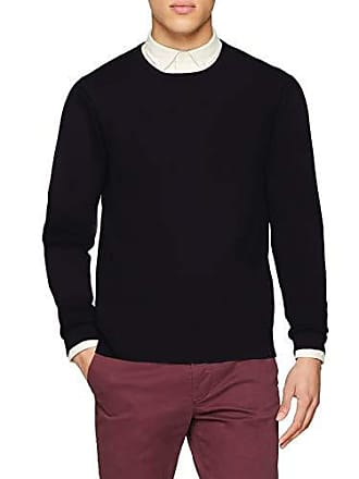 Casual Pullover Homme Friday 50003 Schwarz Medium Pull black avrwga8nqz