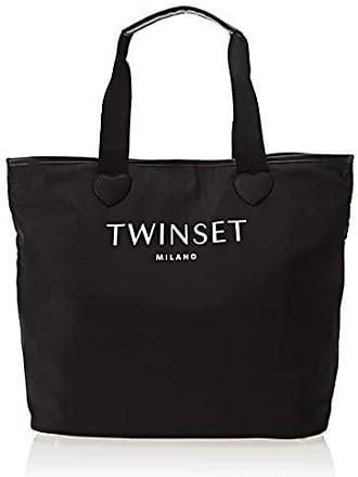 Aa8pf3 Twin L Twin Cubo H Cmw set Set Bolso X Mujer Negro Size17x38x34 08wPOkZnNX