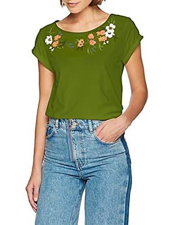 Esprit 310 X T small 088ee1k064 Femme green shirt Vert rFr4qZn