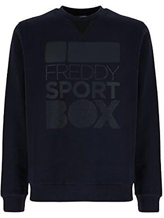 Pull F8mcyls1 Large Bleu X B940 Blue night Homme Freddy zx1wvv