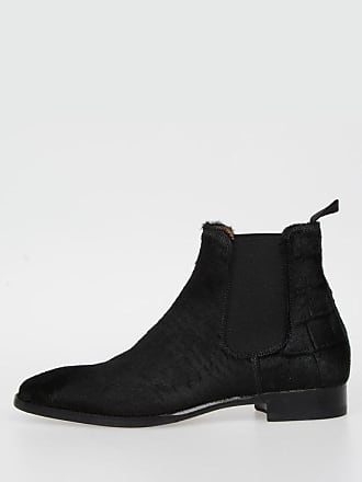 Lauren 5 Size 39 Ralph Ankle Boots Leather 1qcw8A