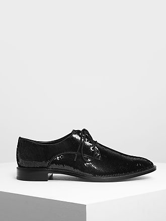 amp; Shoes Charles Derby Keith Sequin dnUIq