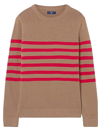 Baumwoll Pullover Pullover Pullover Gestreifter Gant Baumwoll Gestreifter Gant Gant Gestreifter Baumwoll QrCodxeWB