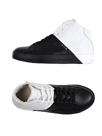 Crown Montantes Sneakers amp; Chaussures Tennis Leather S1dYwfqY