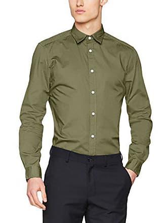 Hombre Xx large 350 Esprit Verde Camisa khaki Para 127ee2f024 Green qZAxtp1w