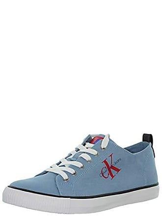 Himmlisch Rot Denim Sport Himmlisch S1483 Arnold Klein Herren Schuhe Jeans Und Eu Calvin Manturnschuhe 43 qwxYZFp8F