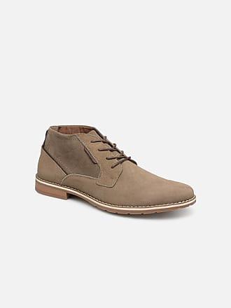 Shoes Love Herren Keroni Für 2 Leather Stiefeletten Beige I amp; Boots 5pqdwz5