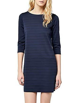 36 Clothes Black Small Azul Stripes Vila New Mujer talla noss Eclipse Vestido Fabricante total Vitinny Para Del Dress 7xfOp