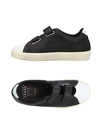 Basses Crown amp; Chaussures Sneakers Leather Tennis xvRnggZ