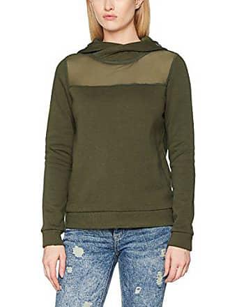 Vert Ls Capuche Onltrento Only Sweat Swt Hood À Shirt Femme zq05H