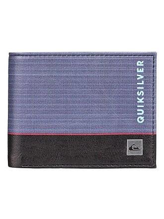 Faltbare Quiksilver Blau Zweifach Brieftasche Freshness 1BqfWFY