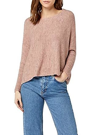 78oversizepullover withered Donna Only Knt Rosa Noos Felpa Pumice Onlmeredith Rose qURxC